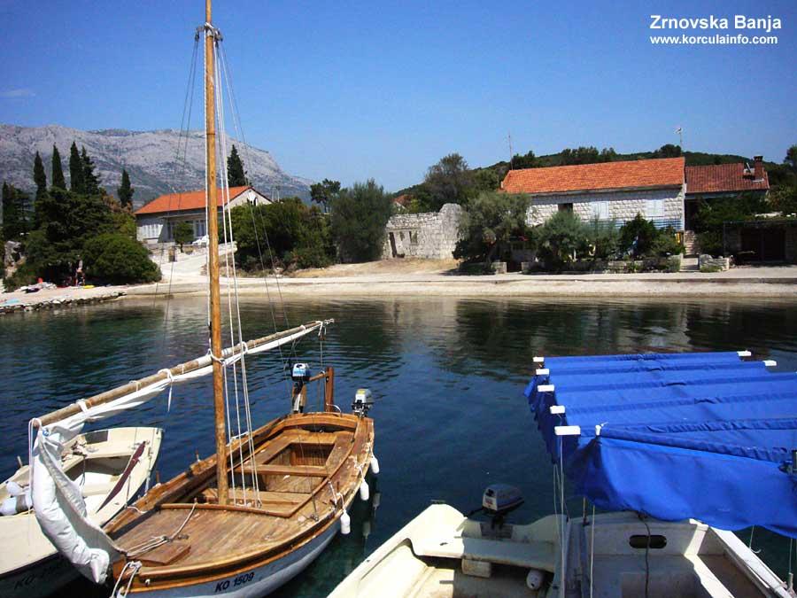 Boats at Zrnovska Banja