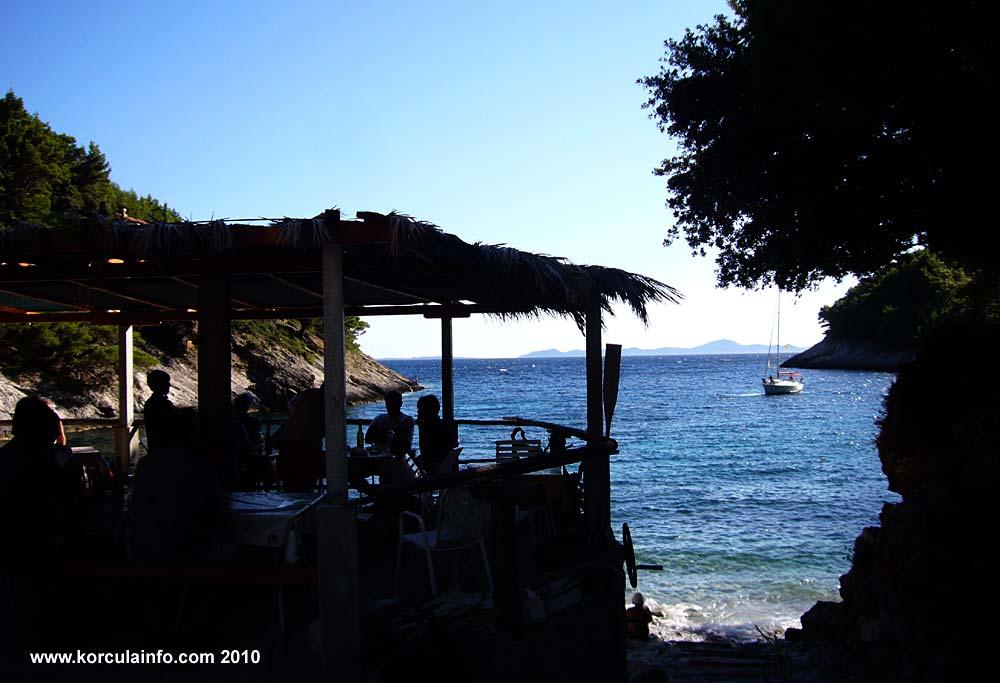 Restaurant at Bacva Beach