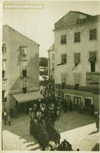 Funeral Old Style - 1930s in Korcula