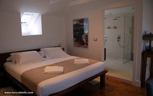 Bedroom at Loft Apartment, Hotel Fabris