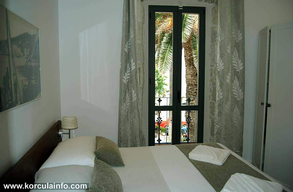 Double Room on the First Floor - Hotel Fabris, Korcula