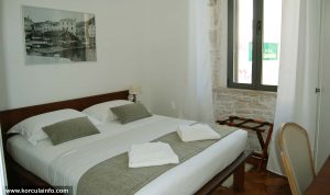 First Floor room with sea views - Hotel Fabris, Korcula