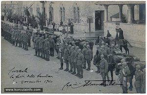 Riva @ Korcula - November 1920