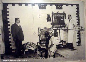 Bakery Stanic Brothers, Korcula 1929