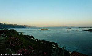 Korcula archipelago & Peljesac Channel