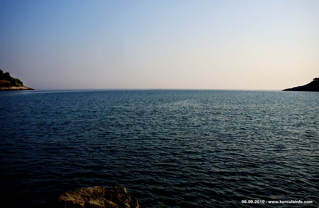 Infinite views from Vela Przina