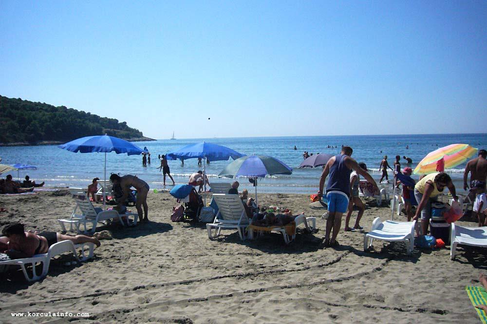 Summer morning at Vela Przina