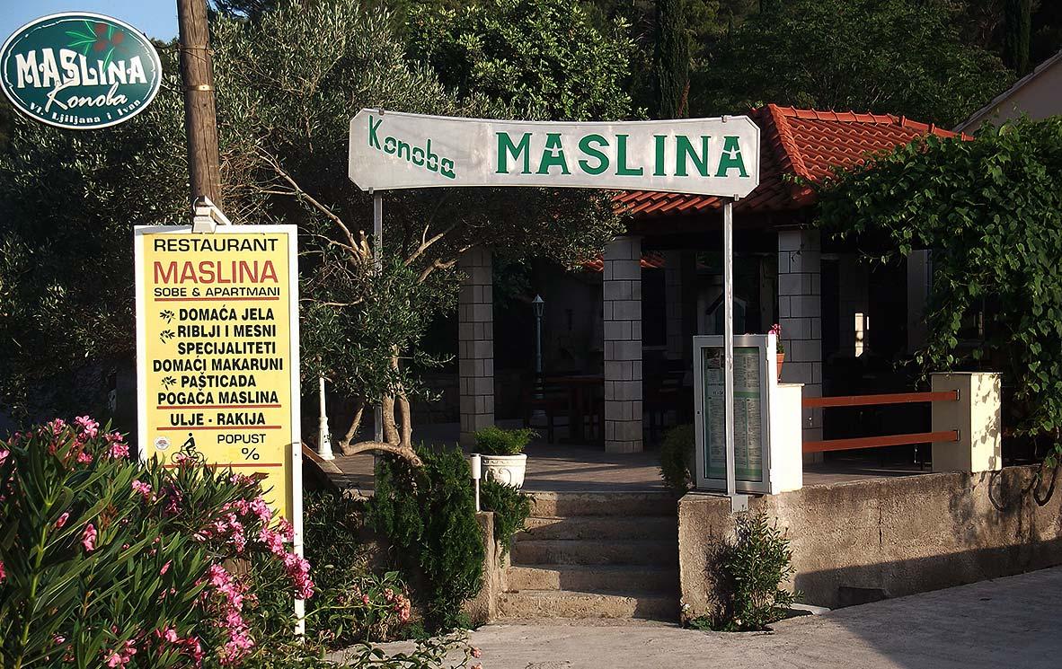 Konoba Maslina - Korcula