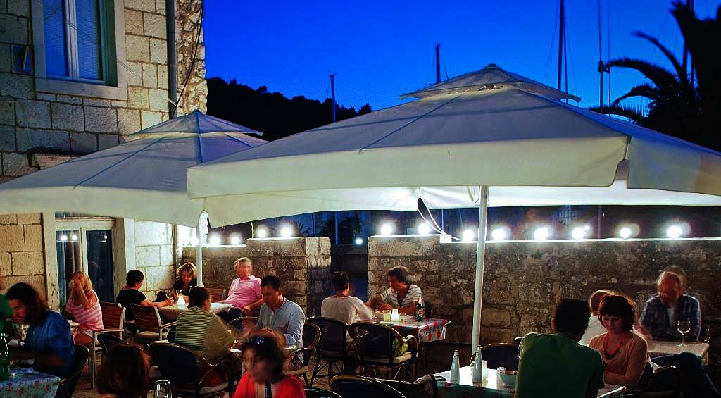 Restaurant Aterina - Korcula