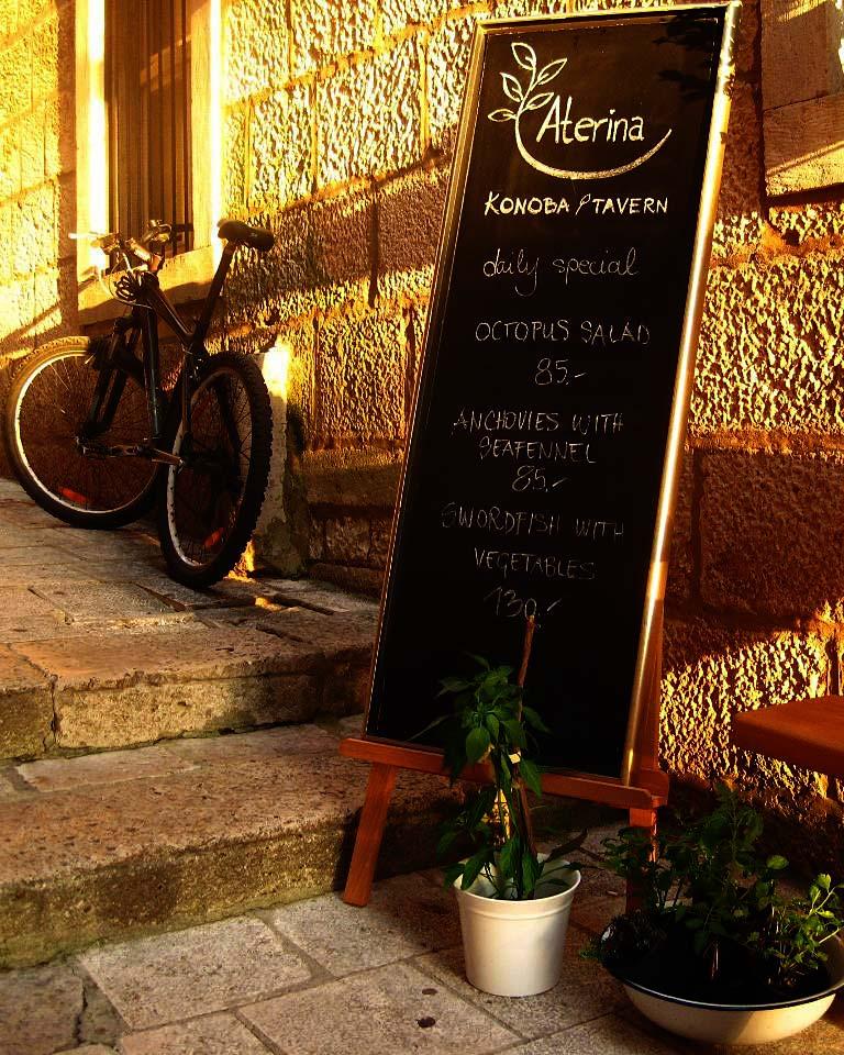 Restaurant 'Aterina'