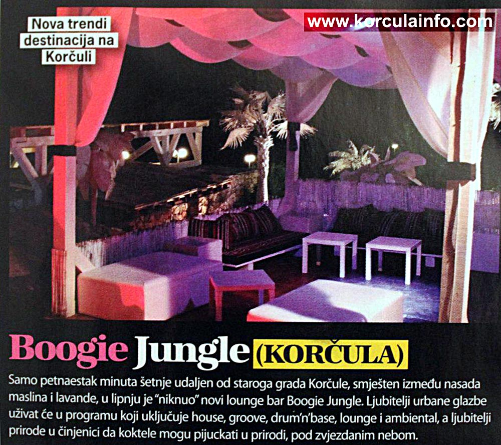 Press clipping - Boogie Jungle 2012