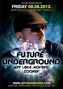 Future Underground @ Club Gaudi