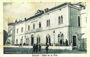 Hotel De la Ville (1922)