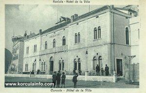 Hotel De La Ville Korcula