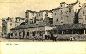 Hotel Korcula in 1890s