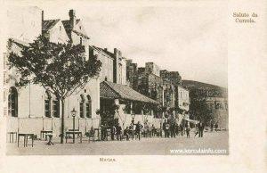 Hotel Korcula in 1901