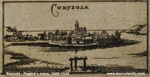 Korcula 1500-1530