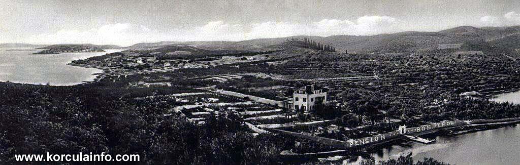 Hotel Bon Repos in 1920s
