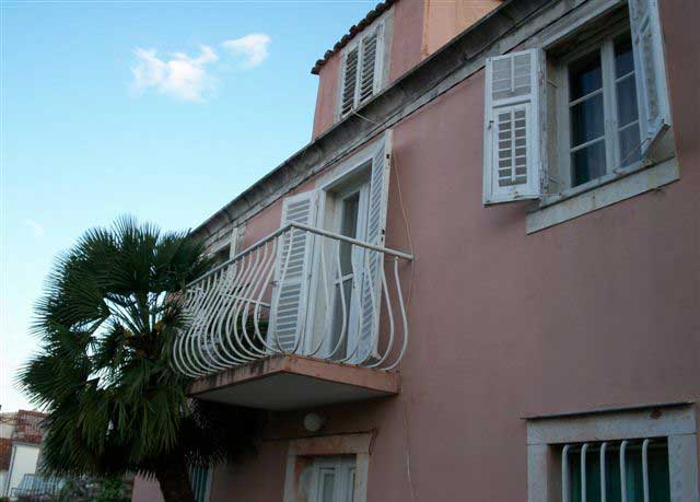 Balkon Spuzinice