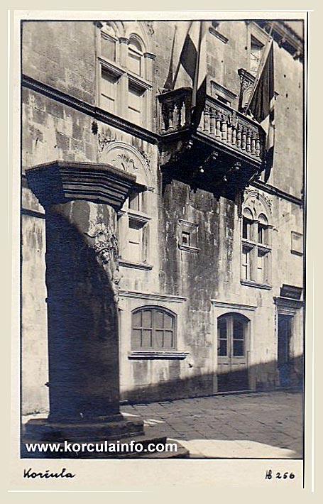 Balcony @ Town Museum (1920s)