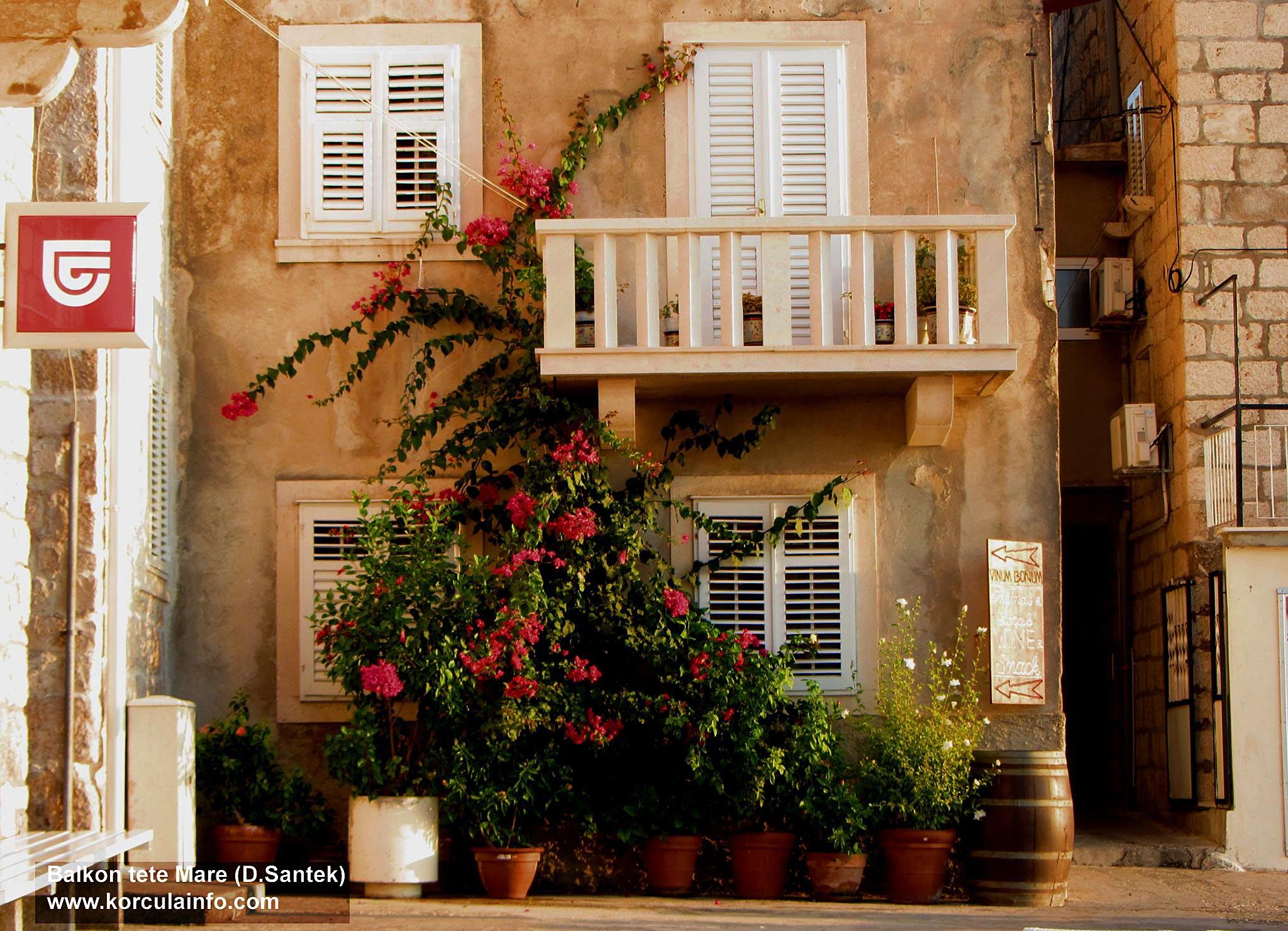 Balkon Tete Mare