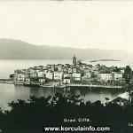 Panorama Korcula (1911)