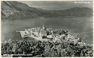 Old town - views from Forteca (1900s)