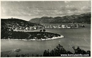 Old town - views from Domince (1900s)