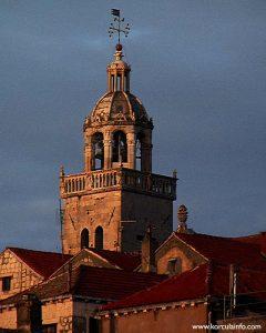 Sveti Marko Church Tower, Korcula