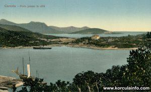 Luka Korculanska (Porto Pidocchio) 1890s