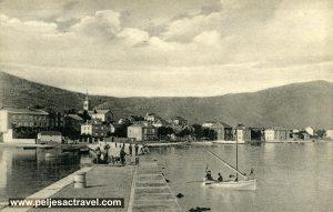 Riva in Orebic (1900s)