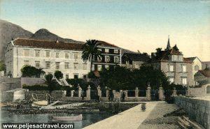 Orebic Seafront (1900s)