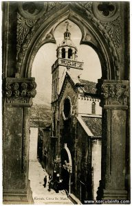 St Mark's Cathedral - photo montage 1920s