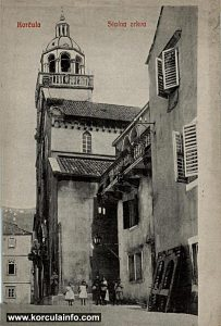 St.Mark's Cathedral - print from 1918's