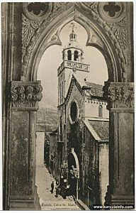 St.Mark's Cathedral - print from 1920's