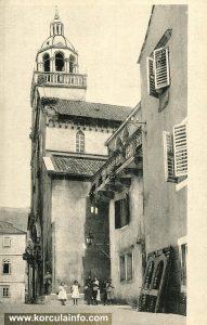 St Mark's Square, in 1900s