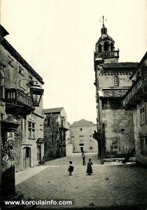 St Mark's Square, in 1915