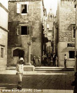 Trg Antuna i Stjepana Radica (1920s)