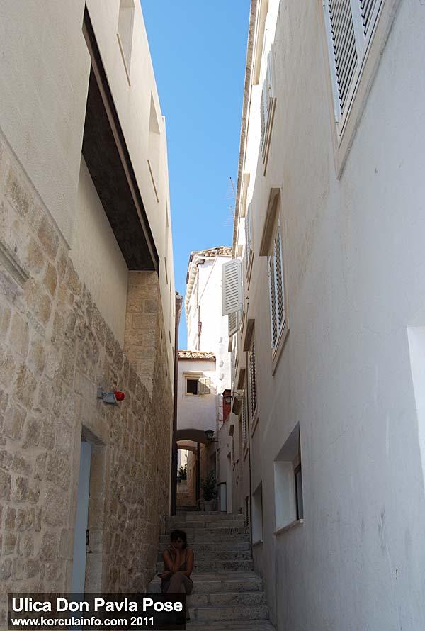 Ulica Don Pavla Pose