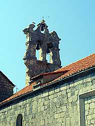 Tower of Church Svih Svetih