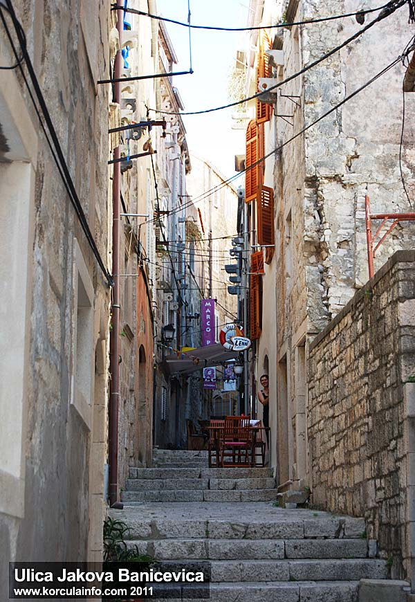 Ulica Jakova Baničevića