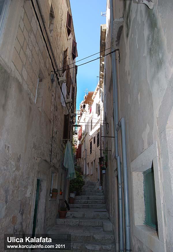 Ulica Kalafata