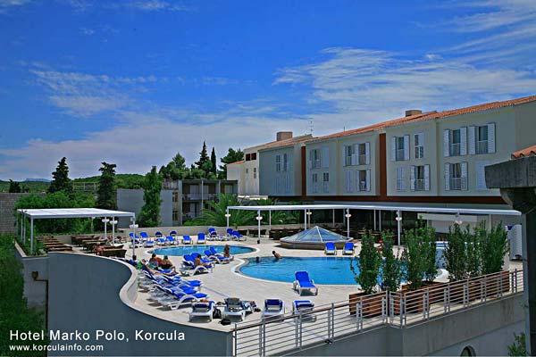 Hotel Marko Polo, Korcula