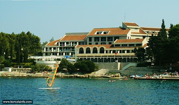 Hotel Liburna, Korcula