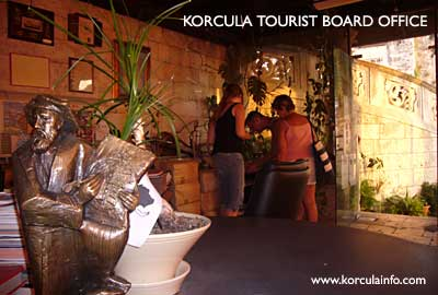 Tourist Information - Korcula Tourist Board