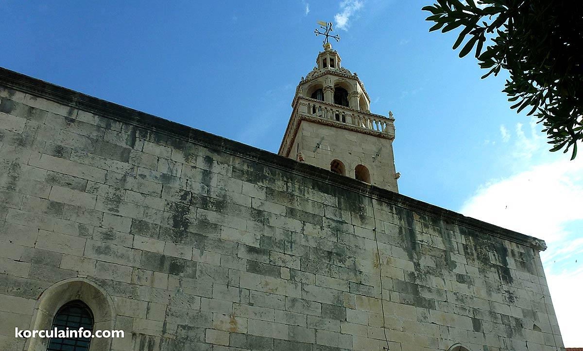 Velika Crkva, Korcula