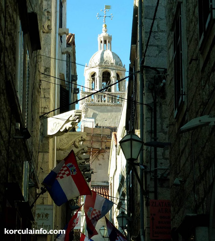 Approach to the Cathedral