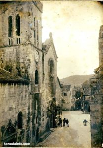 St.Mark's Cathedral and Square (1909)